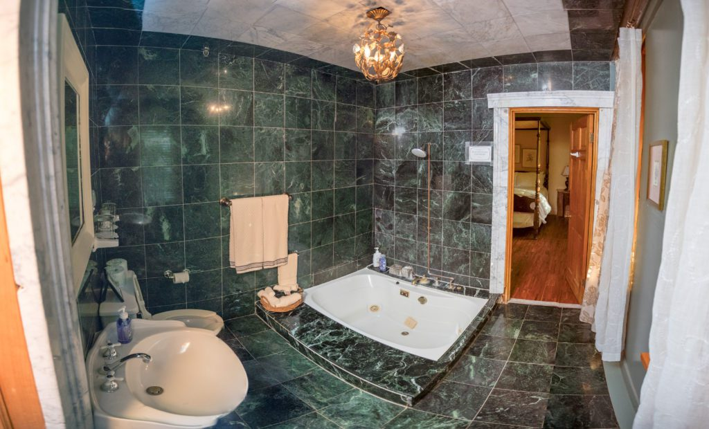 Ameilia Earheart Room - Bath