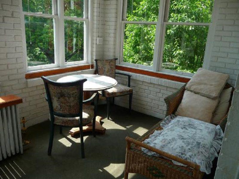 Eva Peront Room - Vanity & Sofa